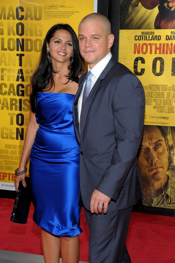 Photos From the Contagion New York Premiere