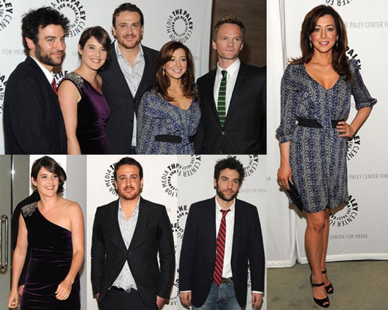 Photos of Alyson Hannigan, Neil Patrick Harris, Jason Segel, Cobie Smulders, and Josh Radnor Celebrating How I Met Your Mother