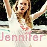 Jennifer Lawrence For Asos Magazine