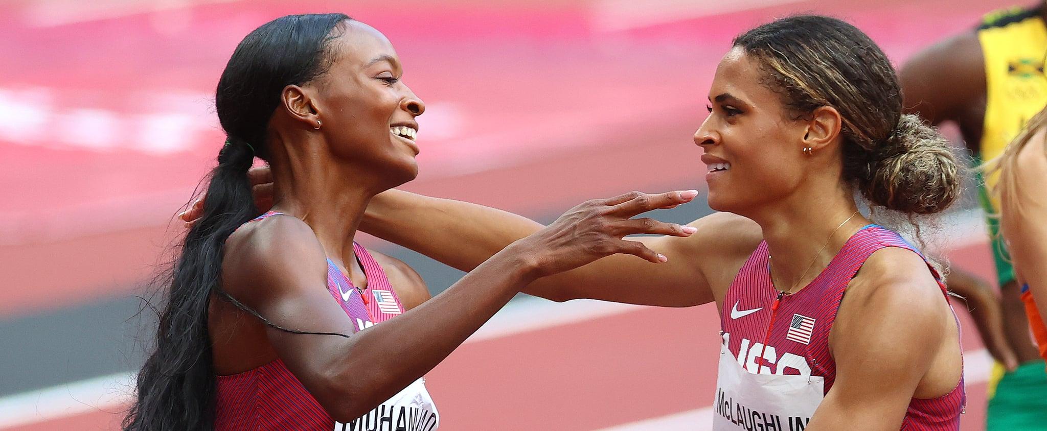 Sydney McLaughlin Wins 400m Hurdles at 2021 Olympics