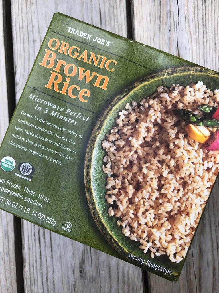 Trader Joe's Brown Rice