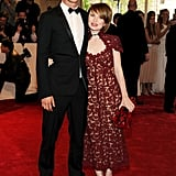 Australians might be more familiar with Max than most — he dated Aussie actress Emily Browning for a few years, before she broke it off with him during Winter last year.