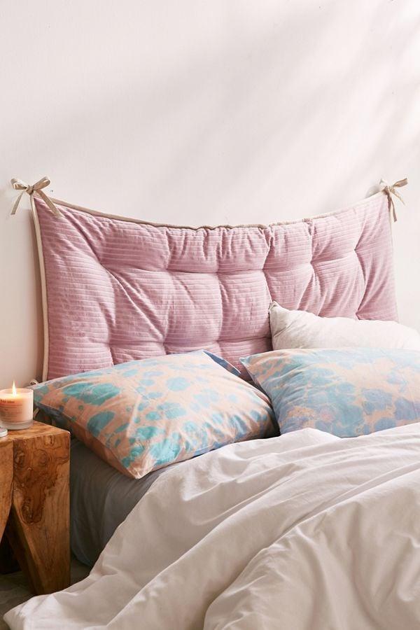 Headboard pillow | Etsy