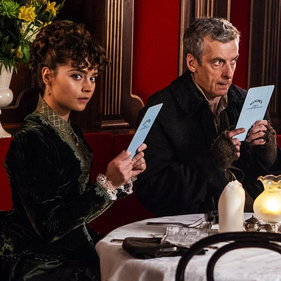 Doctor Who Season 8 Pictures