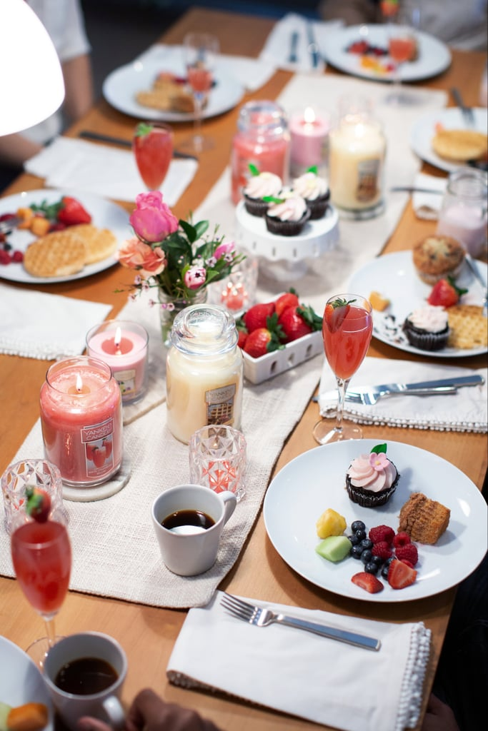 Yankee Candle Brunch Collection