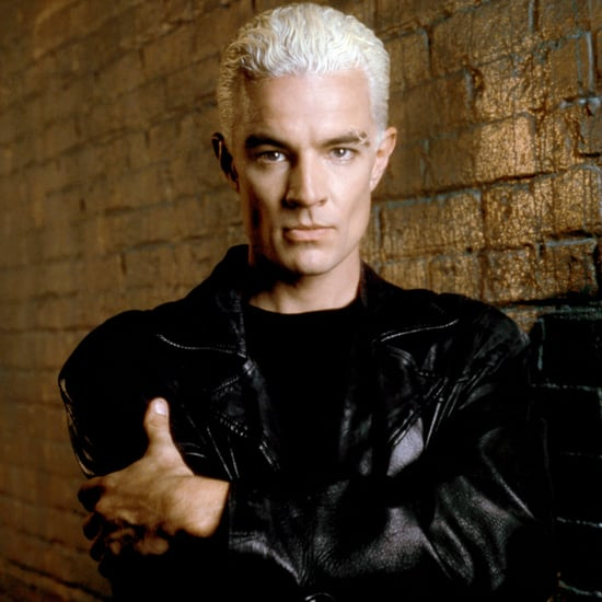 Spike GIFs From Buffy the Vampire Slayer