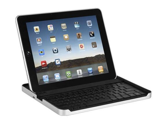ZAGG Aluminum iPad 2 Case ($78)