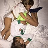Kourtney Kardashian's Cutest Family Photos
