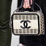 Chanel Wicker Lunchbox