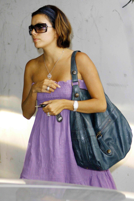 Eva Longoria's Sport Is Shopping