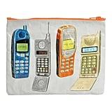 Cell Phone Zipper Pouch ($7)