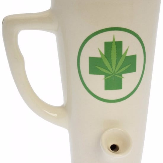 Always Fits Wake & Bake Ceramic Coffee Mug