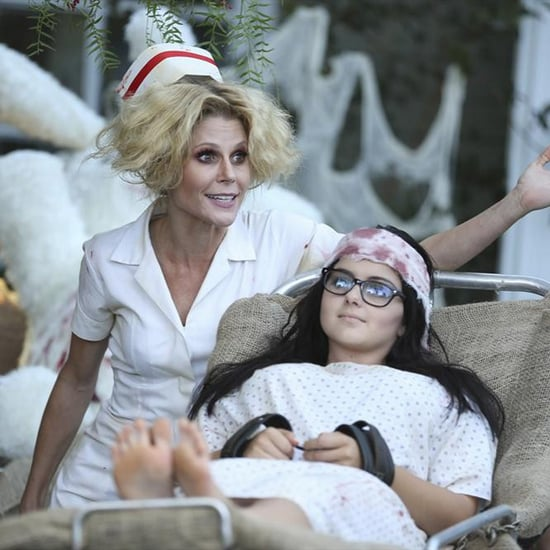 Modern Family Halloween Episode Pictures 2014