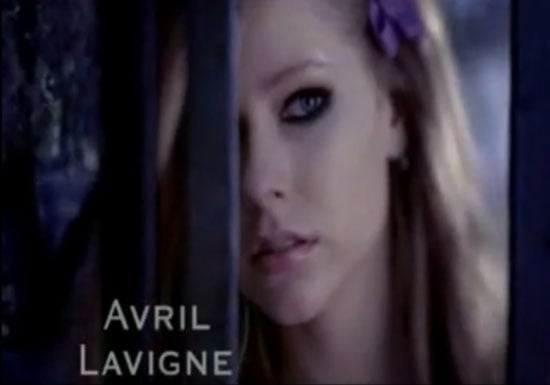 Avril Lavigne's New Fragrance Ad!