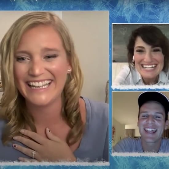 Watch the Frozen Cast Surprise a Nurse on Jimmy Kimmel