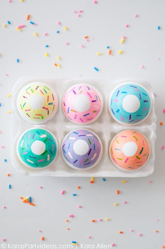 Donut Eggs