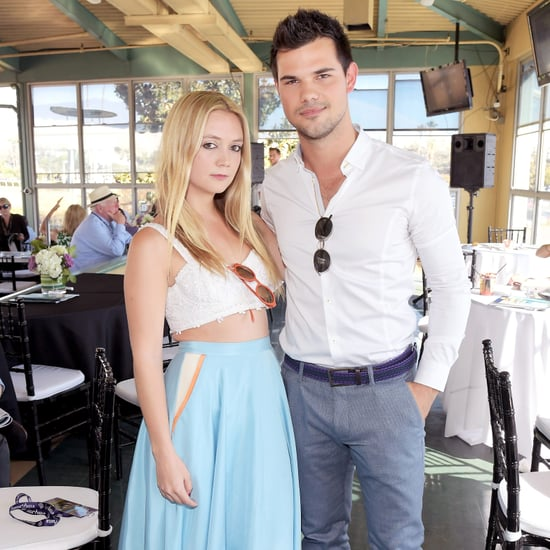 Is Taylor Lautner Dating Billie Lourd?