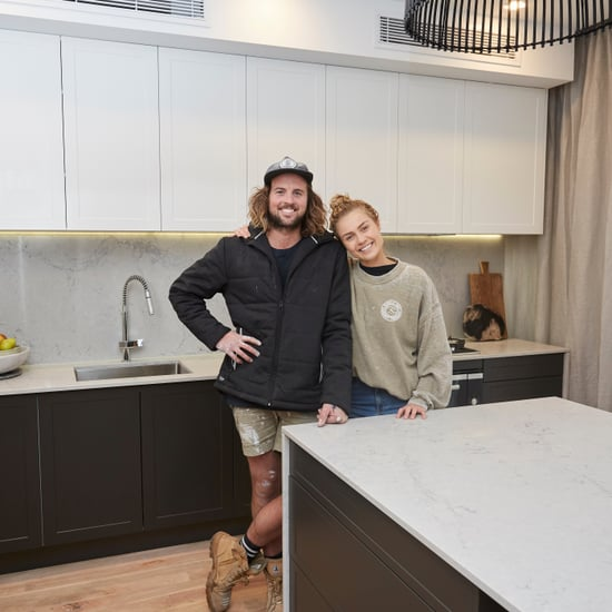 The Block 2017 Josh and Elyse Lose Perfect Kitchen Score