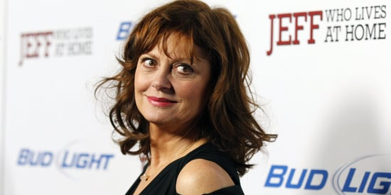 Check Out Susan Sarandon's Showstopping Cleavage In Sultry New Ad