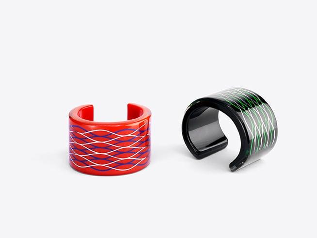 Kenzo Cuffs ($50)