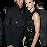 Gisele Bundchen Goes Sheer For a Charitable Night Out With Tom Brady