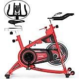 Pooboo Belt Drive Exercise Bike