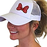 Embroidered Minnie Bow Hat ($17)