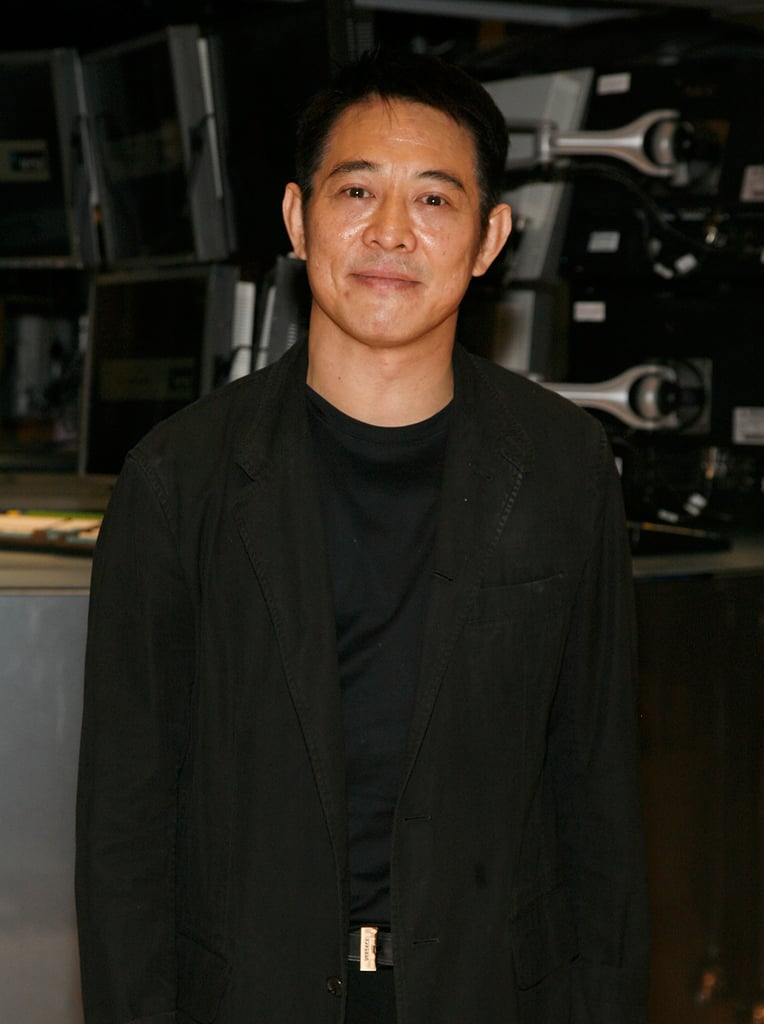Jet Li as the Emperor of China