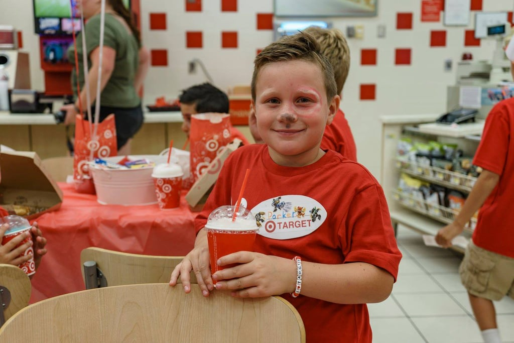 Mom Throws Her Son a Target Birthday Party POPSUGAR Moms Photo 14