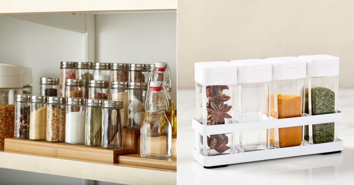 18 Genius Spice Storage Solutions Your Kitchen Makeover Is Begging For