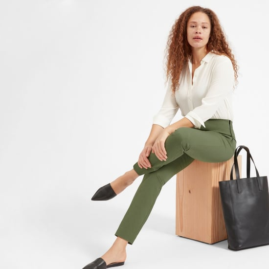 Everlane Work Pants