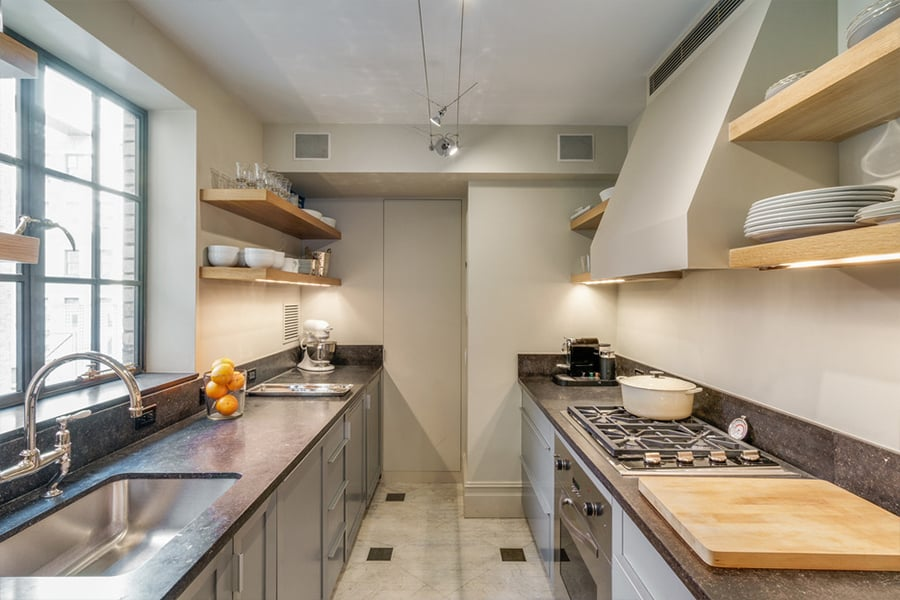 barefoot contessa ina garten listed her nyc apartment | popsugar home