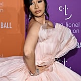 Cardi B at the 2019 Diamond Ball