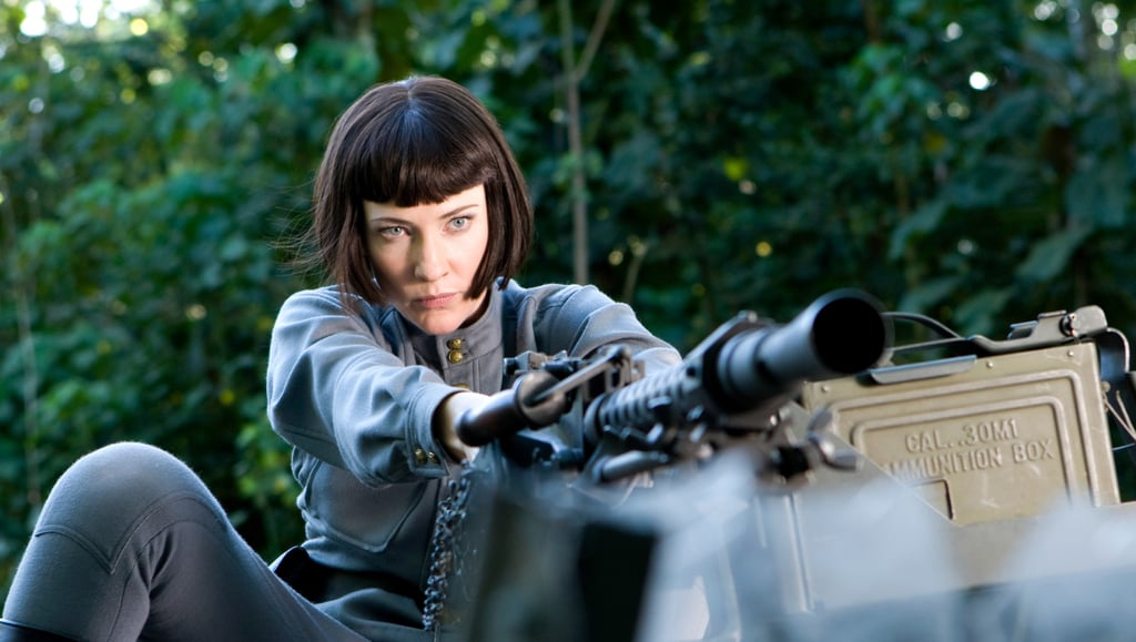 Cate Blanchett, Indiana Jones and the Kingdom of the Crystal Skull