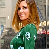 Maria Menounos's Lob Treatment