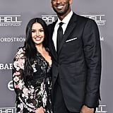 Vanessa Bryant Posts About the Lakers' Tribute Ceremony For Kobe
