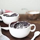 Chocolate Mochi Mug Cake