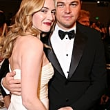 Kate Winslet and Leonardo DiCaprio made our hearts go on with this reunion in 2007.
