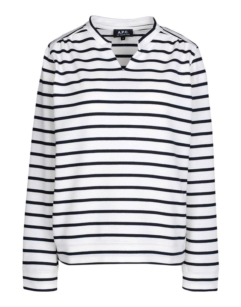 A.P.C. Sweatshirt ($140)