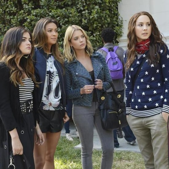 Pretty Little Liars Style Lessons