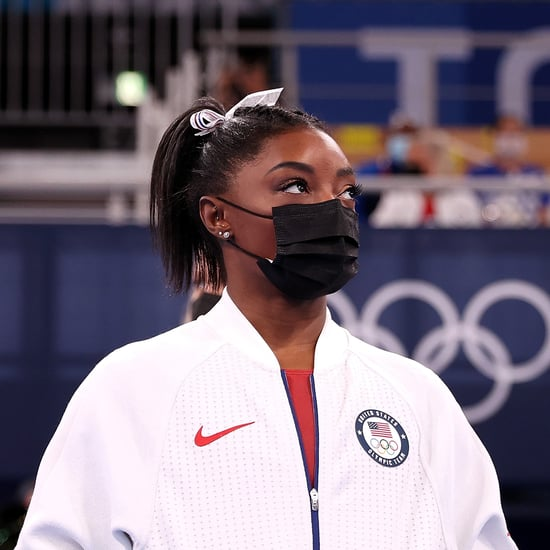 Simone Biles Withdraws From Bars and Vault Finals Olympics