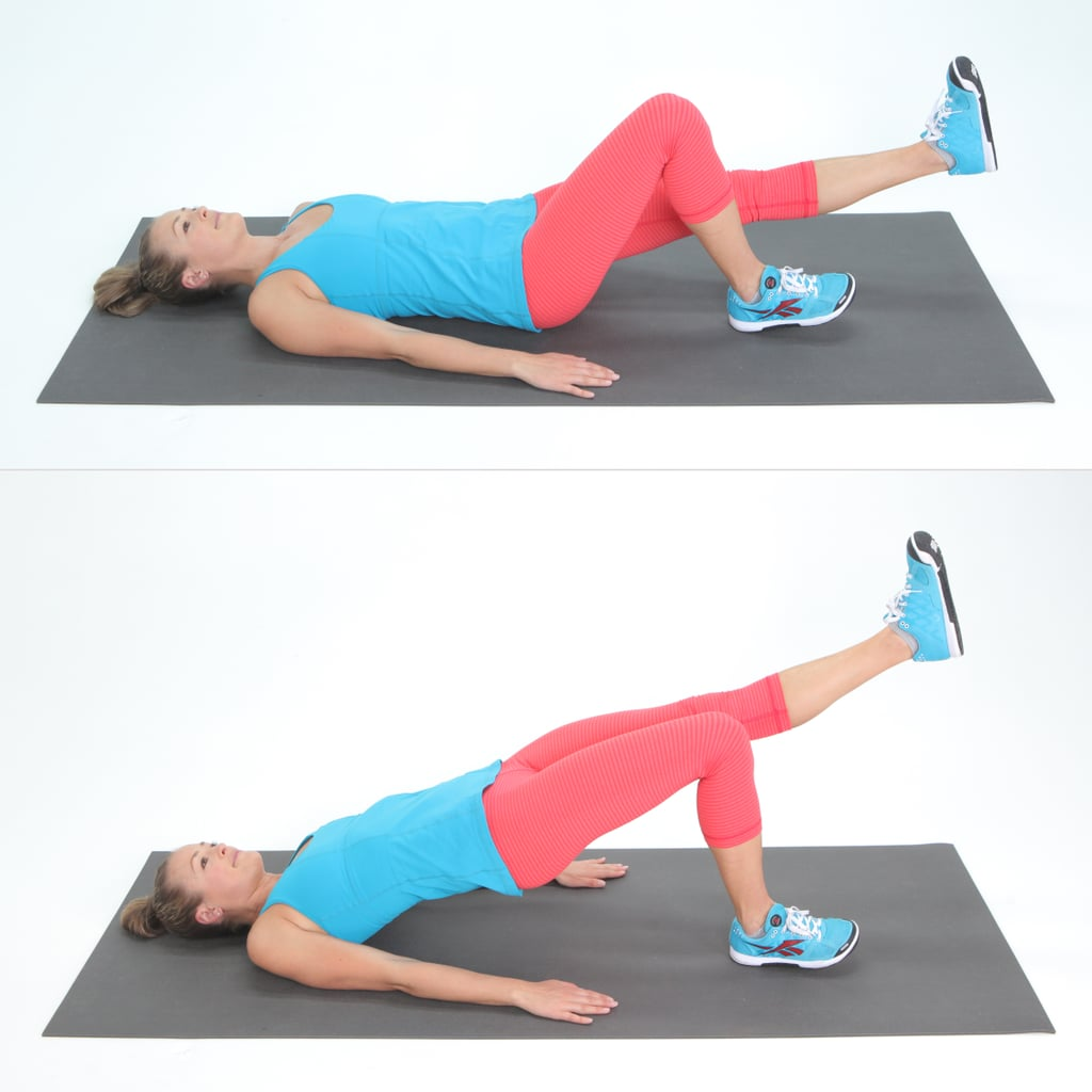 100 Rep Butt Workout Popsugar Fitness