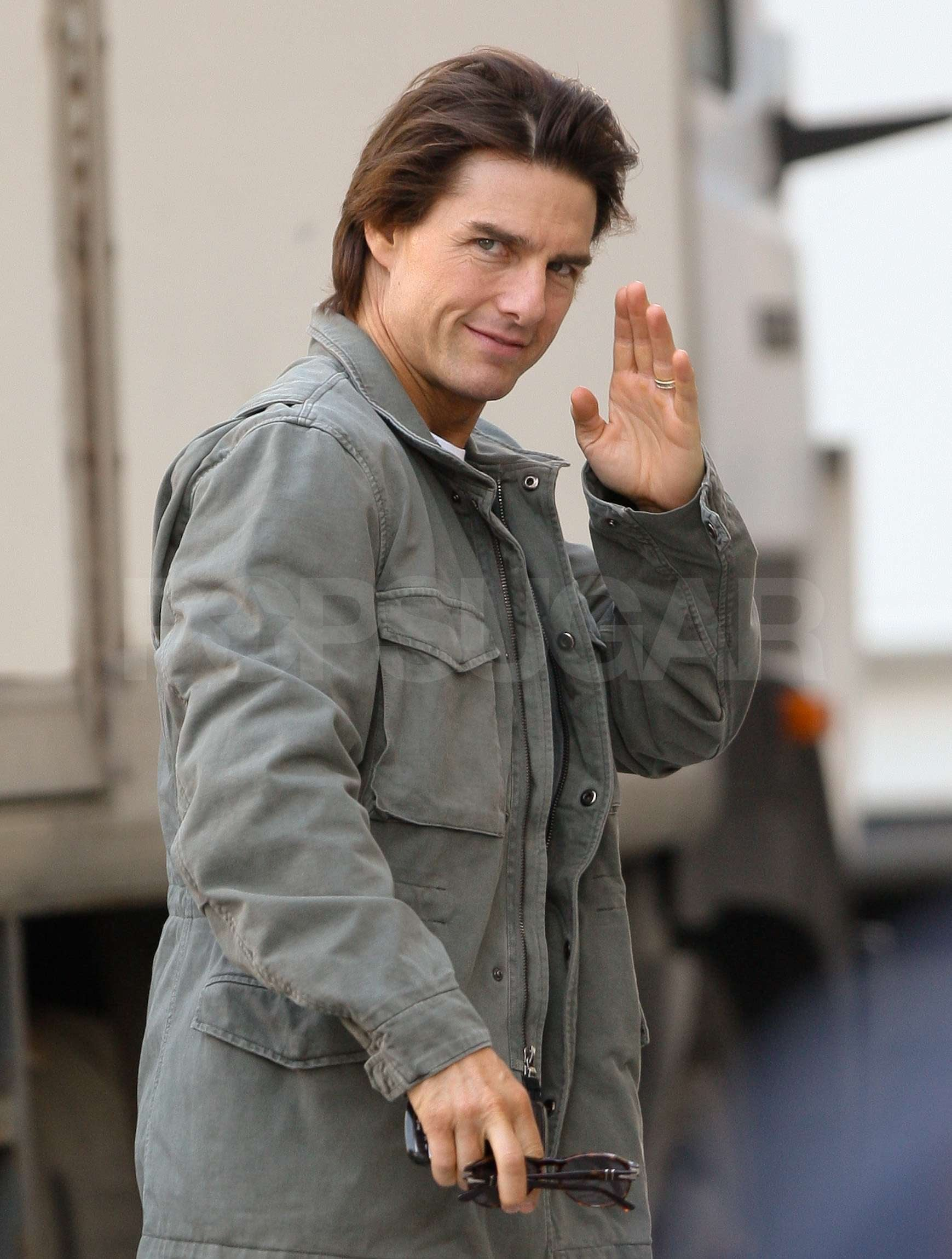 Pictures of Tom Cruise...
