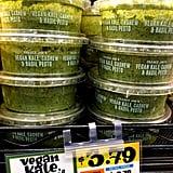 Vegan Kale, Cashew, and Basil Pesto