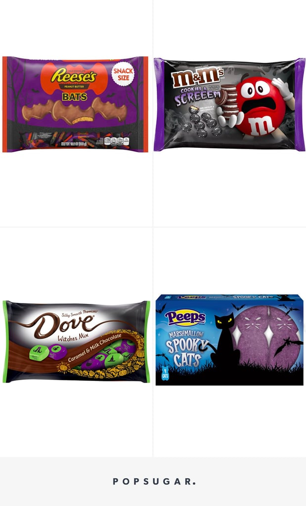 New Halloween Candy 2017