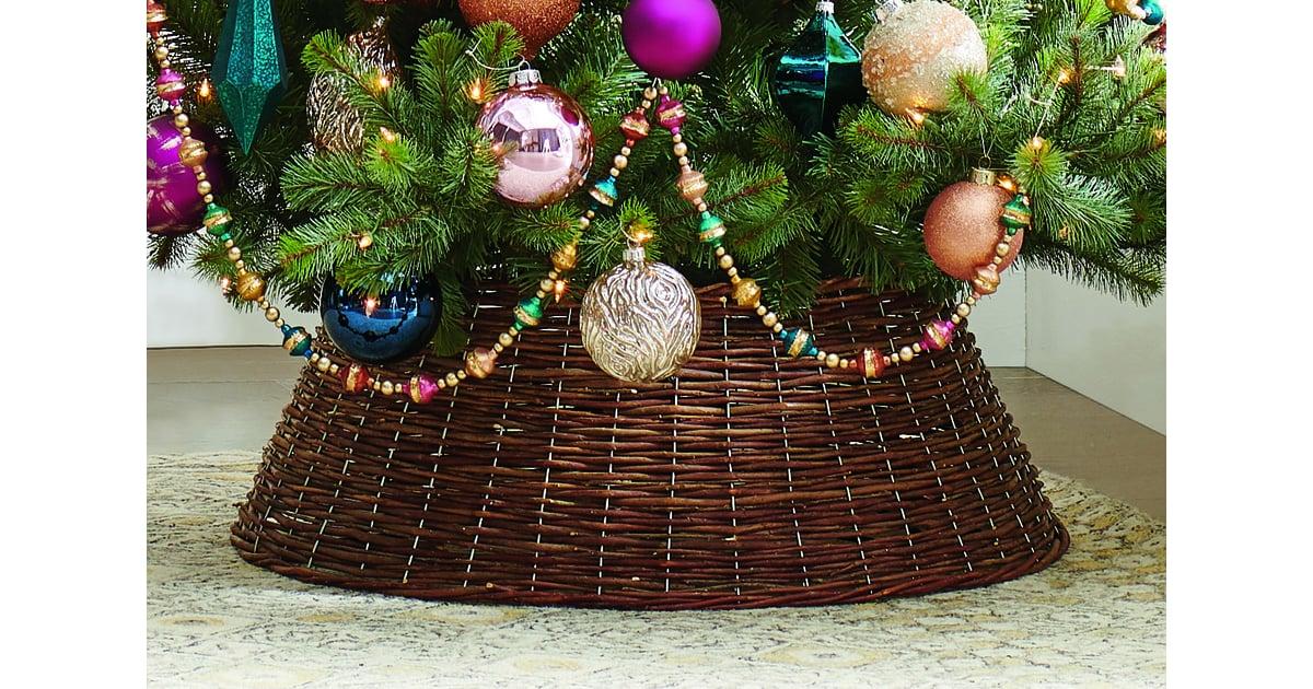 Handwoven Willow Tree Ring Best 2019 Christmas Decor At Grandin Road Popsugar Home Australia Photo 8