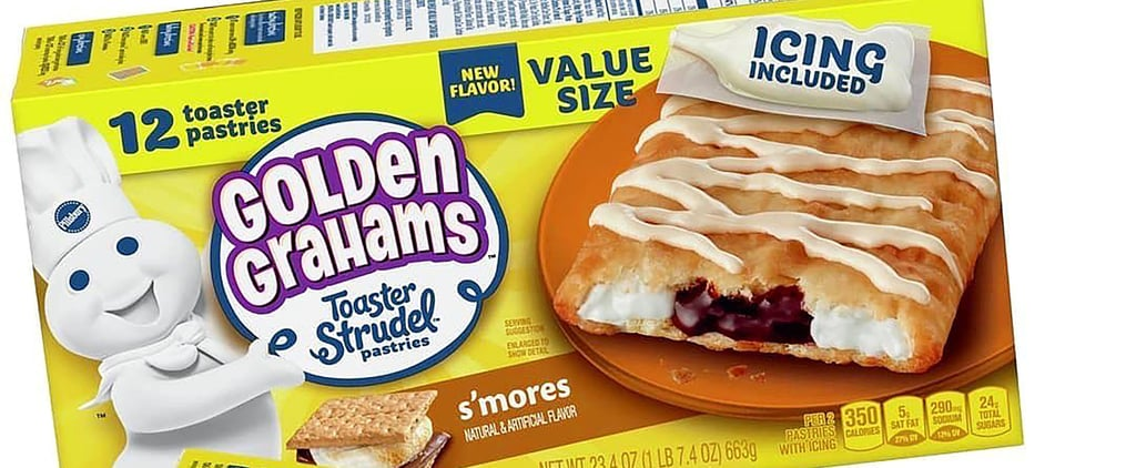 Pillsbury S'mores Toaster Strudels Are Here!