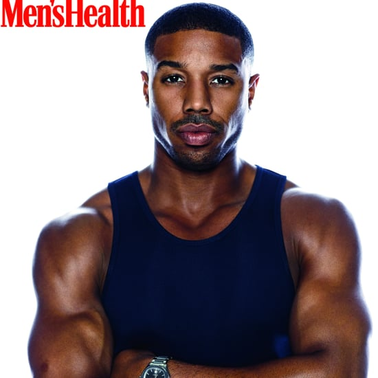 Michael B. Jordan in Men's Health April 2018