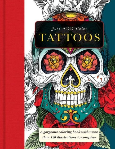 Just Add Color: Tattoos