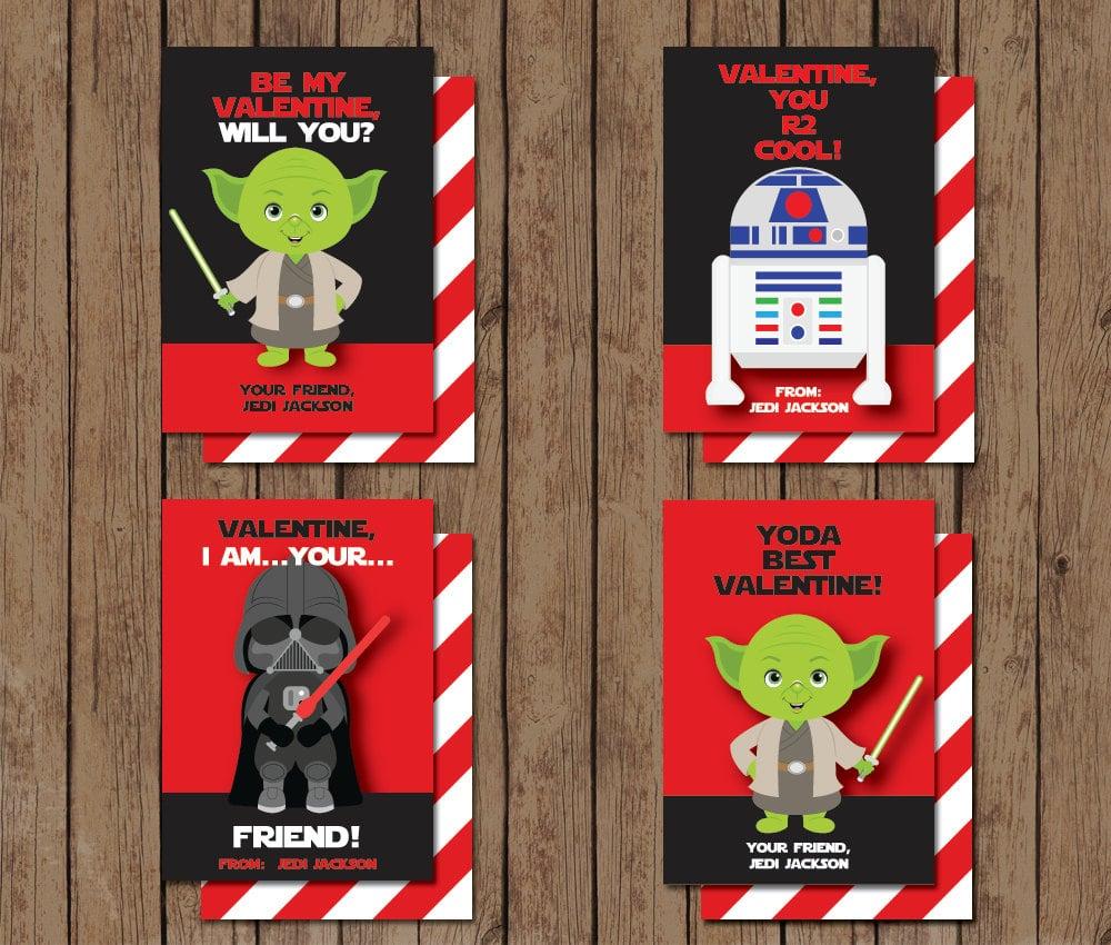 Yoda Best Valentines   Star Wars Kidsu0027 Valentineu0027s Day Cards   POPSUGAR  Moms Photo 1